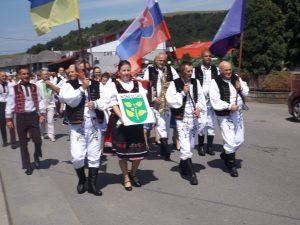 Regionálny festival ľudovej kultúry Nižná Olšava 2016